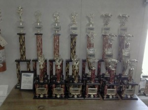opening night trophies