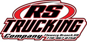 R.S trucking Logo rev