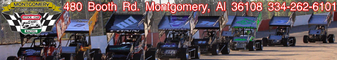 Montgomery motor speedway home of the alabama 200 for Holmes motor in montgomery al