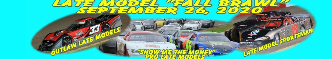 2020 Pro Late Model Show Me The Money Montgomery Motor Speedway